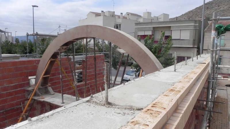 Ermita en el campillo el esparragal murcia arquitectos - Viveros murcia el esparragal ...
