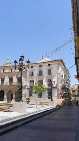 Antigua casa del coronel potousse de lorca arquitectos - Arquitectos lorca ...
