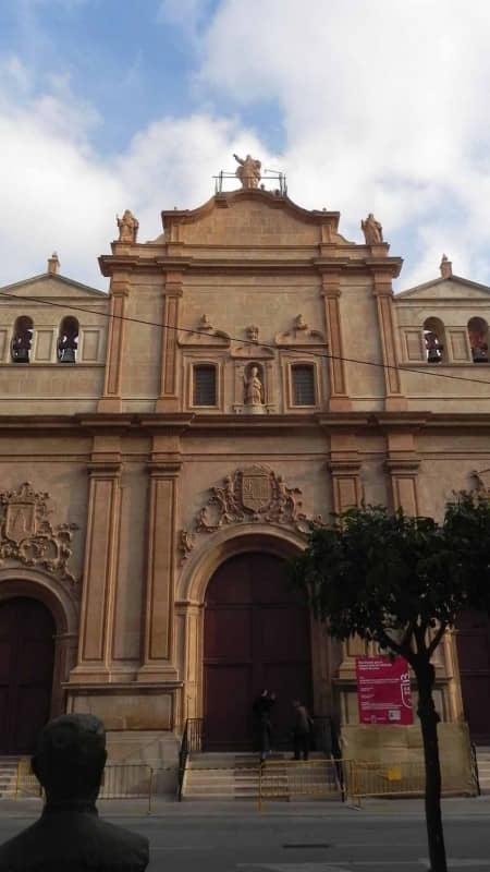 Iglesia de nuestra se ora del carmen de lorca - Arquitectos lorca ...