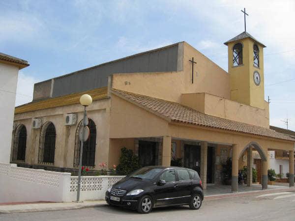 Complejo parroquial del sagrado coraz n de jes s en la - Arquitectos lorca ...