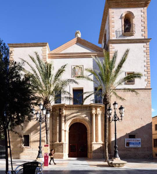 Iglesia de san mateo de lorca arquitectos lavila - Arquitectos lorca ...
