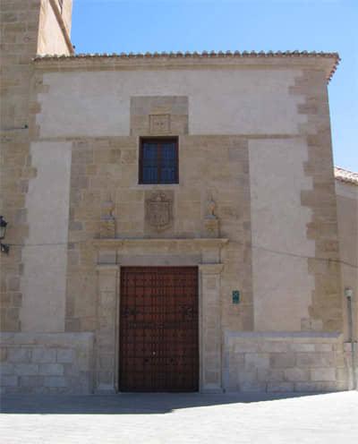 Iglesia de la asunci n en tomelloso ciudad real - Arquitectos ciudad real ...